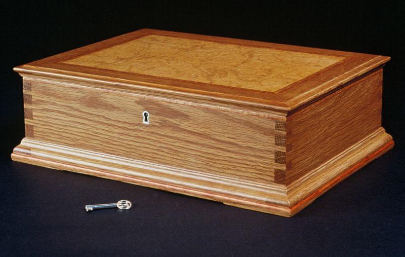 Scarab Studio Wood Boxes